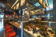 The Lobster Lab by Whitespace, Bangkok – Thailand » Retail Design Blog