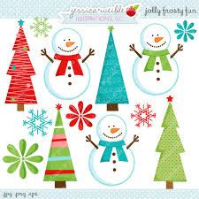 Image result for christmas snowman family clipart