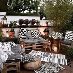 Wohnen Outdoor Wohnen Outdoor The post Wohnen Outdoor appeared first on My Blo. Wohnen Outdoor Wohnen Outdoor The post Wohnen Outdoor appeared first Outdoor Spaces, Outdoor Living, Outdoor Decor, Outdoor Pallet, Diy Pallet, Outdoor Fun, Garden Design, House Design, Terrace Design