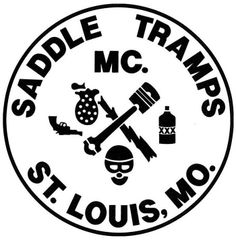 saddle tramps motorcycle club | SADDLE TRAMPS MC. ST. LOUIS, MO.