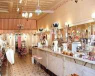 10 Best Classic Ice Cream Parlors - will always remind me of being at the beach. Beach towns always have authentic old fashioned ice cream parlors and soda fountain drugstores.