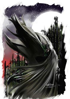 #Batman #Fan #Art. (Batman Fan art) By: Keithdraws. ÅWESOMENESS!!!™ ÅÅÅ+