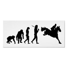 Natural evolution! #showjumping #horses