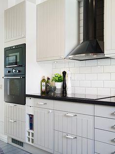 skandynawskie wnętrza: kuchnia