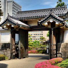 Hirakawa-Mon Gate, Edo Castle / 平川門・江戸城 - @deepkaoru- #webstagram