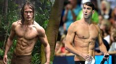 Michael Phelps Was a Frontrunner To Play Tarzan  Until He Hosted Saturday Night Live