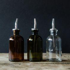 Apothecary Jar with Pour Spout