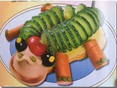 Funny sandwiches «Hippo«