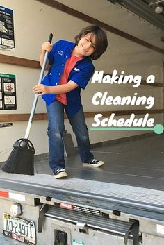 """How many hours each weekend do you spend cleaning your home from top to bottom? Wouldn't you rather spend your time with friends and family, or catching up on your Netflix queue? No, this isn't an infomercial for a product that is going to """"revolutionize your life."""" But by the end of this post, you'll have the tools you need to make a cleaning schedule that will free up your precious weekend time for more fun activities. 