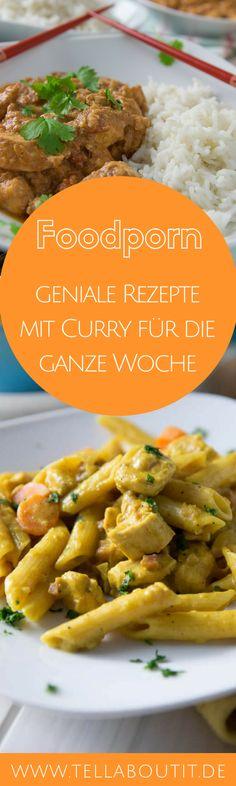 Wenn du Rezepte zum Kochen für dich und deine Familie suchst und beim Kochen dann nicht stundenlang in der Küche stehen möchtest, dann bist du hier genau richtig. Denn mein Motto auf dem Blog lautet: Leckeres Essen muss nicht kompliziert sein. Wir lieben einfache Rezepte! Und mit Curry kann man wunderbare Gerichte zaubern. Kochen muss gar nicht schwer und kompliziert sein. Mit diesen Rezepten kochst du ganz einfach deine besten Curry Gerichte. Die leckersten Curry Rezepte auf einen Blick!