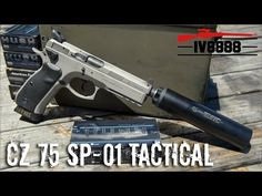 "CZ 75 SP-01 Phantom: ""Long Term Redemption"" by Nutnfancy - YouTube"