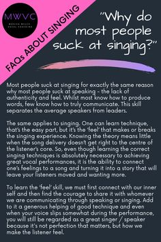How To Write Songs, How To Sing, How To Practice Singing, Learn Singing, Vocal Lessons, Singing Lessons, Singing Tips, Music Lessons, Music Math