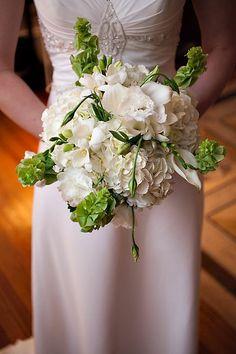 Real Weddings: Darla & David's Misty North Carolina Wedding