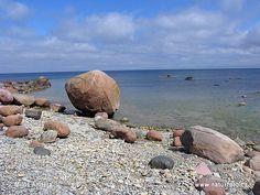 Island Saarema, Estonia