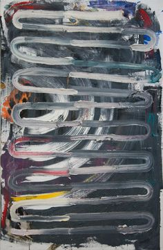 Stella Corkery: Untitled oil and acrylic on readymade canvas and stretcher, x Knight, Oil, Personalized Items, Canvas, Tela, Knights, Canvases, Cavalier