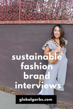 085eff63062 46 Best Interviews With Ethical   Sustainable Fashion Designers ...