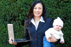 4 Stress-less tips for working moms