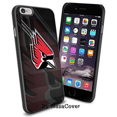NCAA University sport Ball State Cardinals , Cool iPhone 6 Smartphone Case Cover Collector iPhone TPU Rubber Case Black [By NasaCover] NasaCover http://www.amazon.com/dp/B0140MVZS4/ref=cm_sw_r_pi_dp_DhD2vb14TXZSW