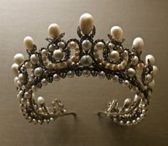 Crown Jewels at the Louvre Museum in Paris