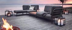 Outdoor lounge | HOUE