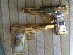 пистолет стечкина золотой - Поиск в Google