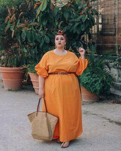 Fat Fashion, Big Girl Fashion, Curvy Fashion, Plus Size Fashion, Fashion Outfits, Zaftig, Absolutely Flawless, Real Women, Party Dresses