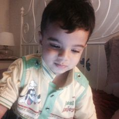 My Grandson Rishab H Rao