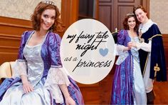 Want to dress up like a princess anytime soon? Hope you enjoy this video then for some inspiration :)