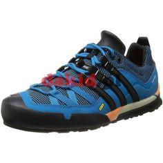 adidas Performance TERREX SOLO · nr kat.: M22269 · kolor: dksobl/bkack1/solzes