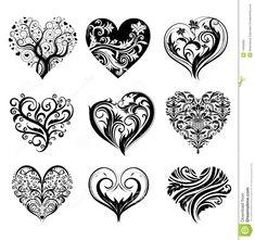 Gothic Heart Tattoos Tattoo hearts