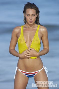 Hannah Davis Swimsuit Photos - Sports Illustrated Swimsuit 2014 - SI.com