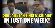 "BREAKING: Haiti Official Who Exposed Clintons Just Committed ""SUICIDE"" ..."