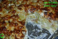 Gratin pommes de terre, courgettes au Boursin Roquefort