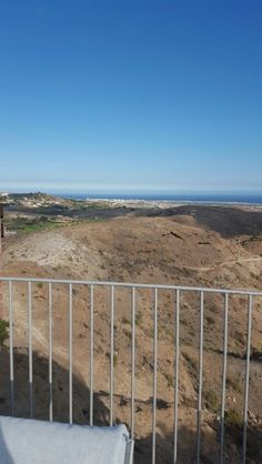 View from Sheraton Maspalomas, Grand Canarie, Espagne Station balnéaire chic