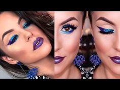 Maquiagem para o Carnaval: Tomba AZINIMIGA - YouTube