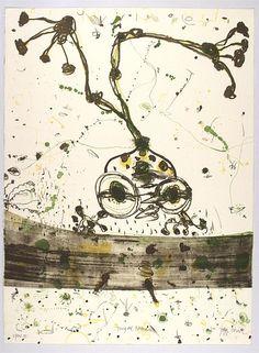 john olsen - frog at kakadu Australian Painting, Australian Artists, Space Gallery, Art For Art Sake, Illustration Art, Illustrations, Cool Artwork, Art Education, Emotion Art