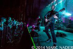 Blue October - Detroit, Michigan - November 21, 2014