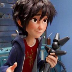 #DatFace #I'mdying ♡♡♡<----- Pixar Movies, Disney Movies, Disney Pixar, Walt Disney, Tadashi Hamada, Hiro Hamada, Disney Infinity Characters, Disney Characters, Hiro Big Hero 6