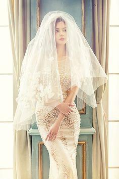 웨딩 드레스, 문자, 패션, 개성, 신부 베일, 화이트 드레스, 젊은 여자