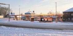 18,9 miljoonan euron matkakeskuksen arkkitehtuuri toi Lahden joukkoliikenteeseen hohtoa