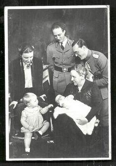 Queen Juliana Princess Beatrix Irene Bernhard Netherlands 1939 | eBay
