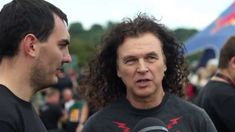 Accept interview at Bloodstock Open Air 2013