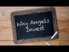 Why Do Angels Invest? - AskJayAdelson