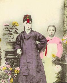 Korea women Portrait.