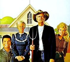 The Beverly Hillbillies...I miss them