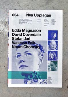 typography, swiss, editorial, akzidenz, bachgarde, neue graphic, nya upplagan - BachGarde — Designspiration