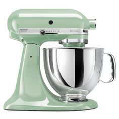 Kitchenaid stand mixer is a must have in the kitchen