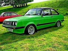 Classic Fords For Sale, Ford Classic Cars, Escort Mk1, Ford Escort, Ice Cream Van, Nice Cars, Jdm, Old School, Mexico