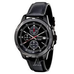 Seiko Chronograph Men's Quartz Watch SKS439 #Seiko