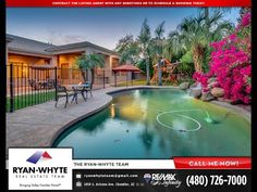 Chandler Real Estate - Vistas at Ocotillo - 1162 W Sunrise Pl Chandler AZ 85248. Custom home, gated community. GORGEOUS!  Call The Ryan-Whyte Real Estate Team at 480-726-7000 #remaxinfinity